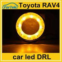 OEM led drl/daytime running light for Toyota RAV4 2012-2013 (before Aug.) with yellow turning