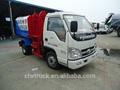 2014 precio de fábrica foton capacidad de camión de la basura