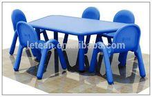factory direct sale best price kindergarten desk & chair used for most kindergarten sale