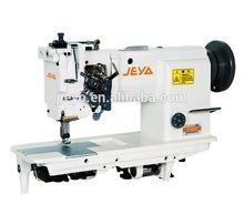 Jy20518 alta velocidade agulha dupla LOCKSTITCH usado máquina de costura INDUSTRIAL preço