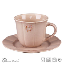 High quality European 2014 style wholesale tea cups and saucers