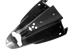 For Yamaha R1 2009 2010 Carbon Fiber Under Tail