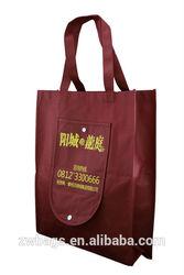EP240 Recycle shopping foldable non woven bag