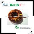 ferrite toroidal modo comum bobinas de choque
