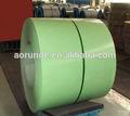 Galvanisé bobines d'acier ppgi coloré. 6008 brun vert fil de cuivre scrap