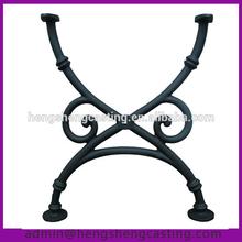 antique street garden cast iron bench legs