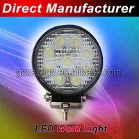 pickup car accessories best selling product hotsale 110 lm/w 27w led spot light work light