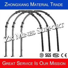 coal mine U type steel bracket, mine support products 36U type steel support and other support steel HUI