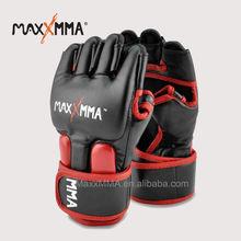 MaxxMMA Prop-up Wrist MMA Training Gloves