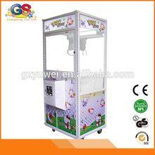 Hottest interesting arcade taiwan toy crane machine kit