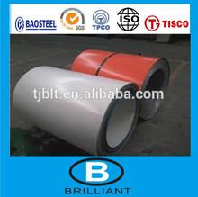pvc film aluzinc coating color steel in coil