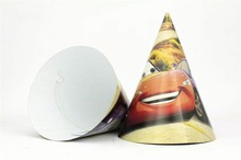 party hats paper goods birthday supplier