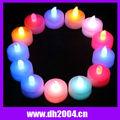 Led velas sin llama la fábrica de china& proveedor y exportador
