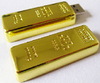 Free sample low price gold bar usb memory stick