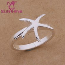 Good Quality Nostalgia Starfish Rings Fingers Rings Jewellery