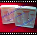 ブリスター使い捨て熱い販売の化粧品トレイ中国製
