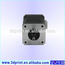 High quality holding torque 7.5kg.cm 60mm long 3d printer nema17 stepper motor