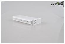 Li- Polymer digital display 2a outputs 11000 mah Power Bank