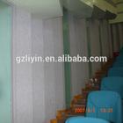 mdf sound absorption wall panel board fiberglass polyester fiber acoustic board
