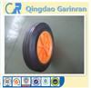 Semi industrial wheel garbage rubber wheel