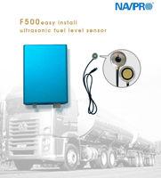 F500 Ultrasonic anti-theft generator fuel water oil level sensor for fuel monitoring gps tracker fleet manegement