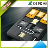 sd micro sim card adapter,custom micro sd memory card with low price