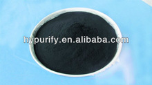 HONGYE manufacturer supply water treatment chemical wood based activated carbon powder