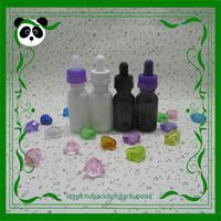 DeKang e liquid flavor bottle white and black
