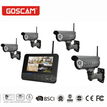 "7"" LCD monitor security camera hot new products for 2014"