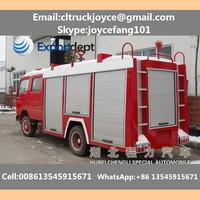Water Tank Fire Truck,China Fire Truck Chengli Special Automobile Co.,Ltd