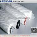 melhor preço de ptfe plissado de água alcalina filtro cartucho de fornecedor