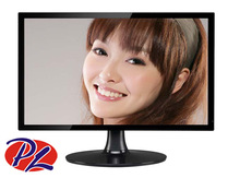 OEM/ODM factory 15.6 inch led monitor with VGA DVI computer monitor one year warranty