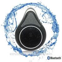 2013 new high performance private model mini waterproof bluetooth speaker box