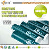 plastic silicone sealant cartridge adhesives and sealants brand