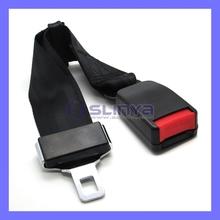 36cm Long 7/8 inch 22mm Metal Tongue Universal Car Seat Belt Extender