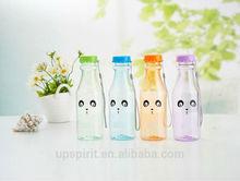 yeni ürün küçük ve taşınabilir plastik soda şişesi içki şişesi 550ml
