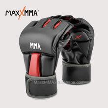 MaxxMMA Prop-up Wrist MMA Striking Gloves