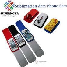 Custom Printed Arm Phone Cover ,Diy Neoprene Arm Phone Holder