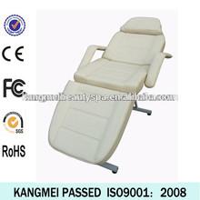 folding massage facial bed/foot massage sofa bed/electric spa folding massage bed (KM-8201)