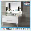 Chinese mirror hinges Stainless Steel bathroom vanity storage