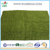 machine made microfiber chenille 100% polyester adult bedroom mat
