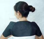 Tourmaline magnetic shoulder heating pad support