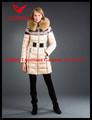 2014 o mais novo longa tamanhos grandes russo gordura mulheres roupas de inverno