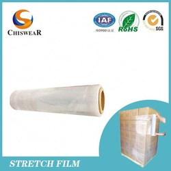 Customize Fabric Clear Cling Film