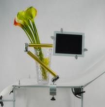 QXT-4 Best selling aluminum alloy folding design for tablet laptop holder stand
