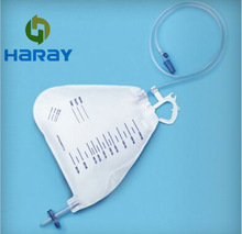 Urine Collecting Bag With Measured Volume Chamber