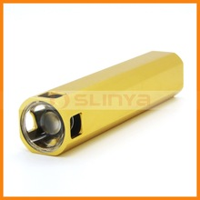 Intelligent Multifunctional Power Bank Mini Torch Light 200 Lumens LED Flashlight