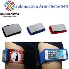 Custom Design Arm Phone Pouch ,Blank Arm Mobile Phone Case