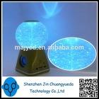 Crystal Ball Bluetooth Mini Speaker Made of Glass