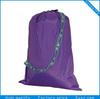 2014 Nylon drawstring hotel laundry bag in bulk factory wholesale
